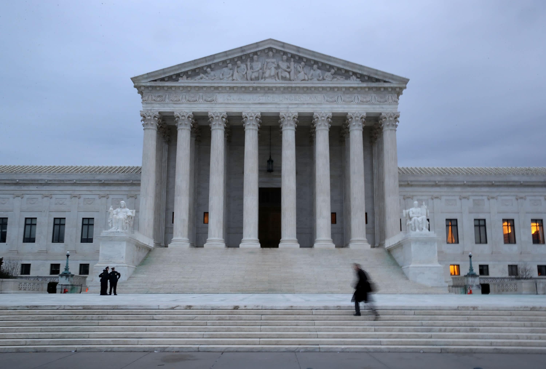 Supreme Court postpones arguments because of coronavirus pandemic