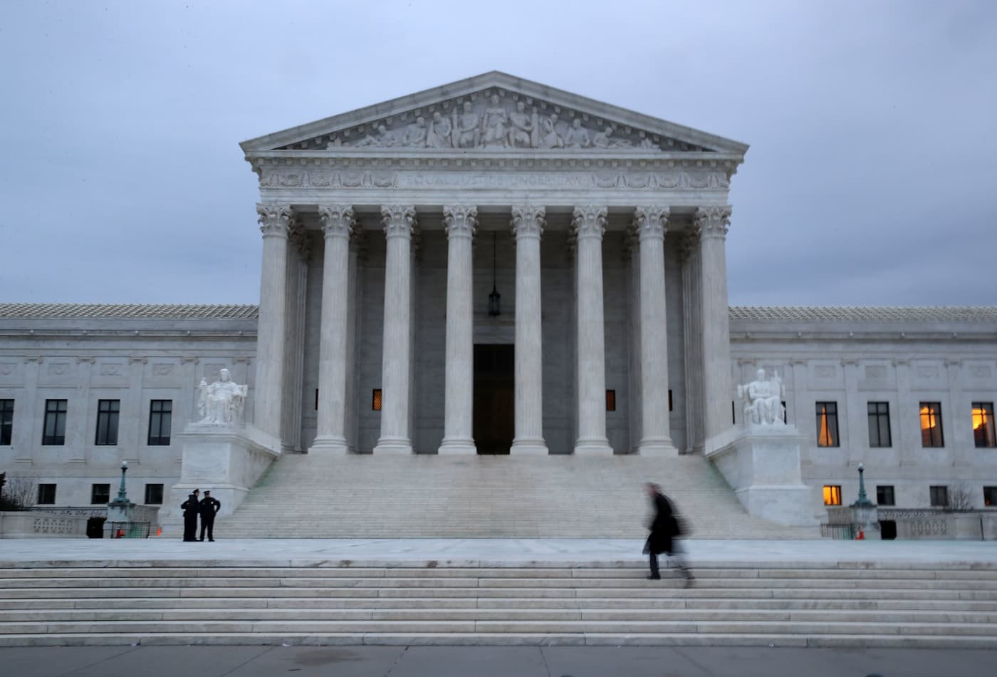 Supreme Court postpones arguments because of coronavirus, citing Spanish flu precedent