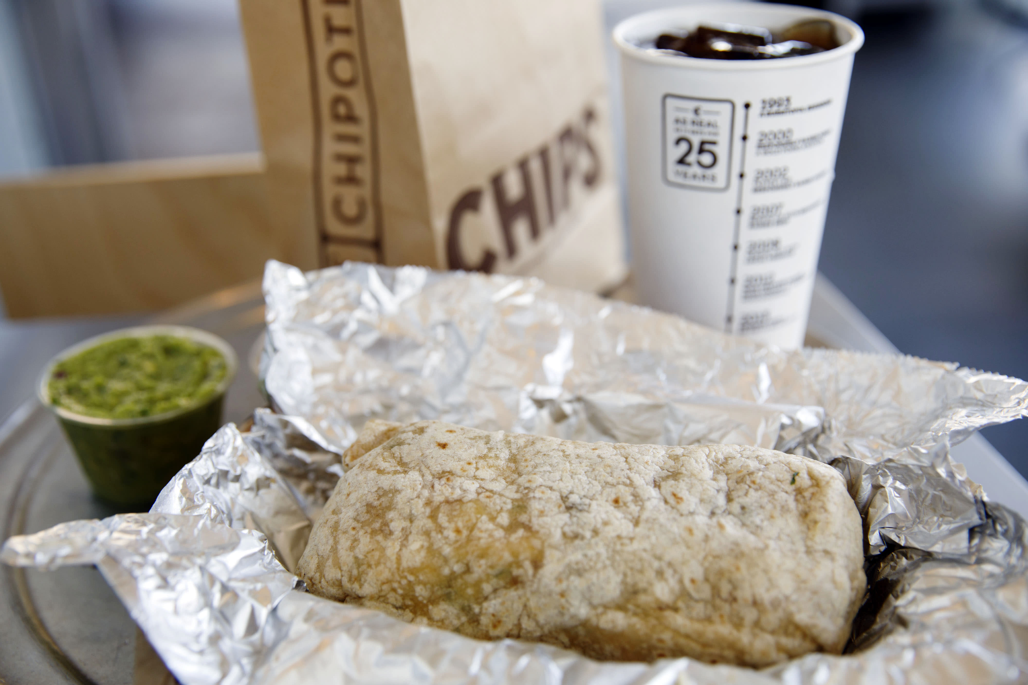 Cowen upgrades Chipotle and names it a 'best idea' for 2020 because of digital sales