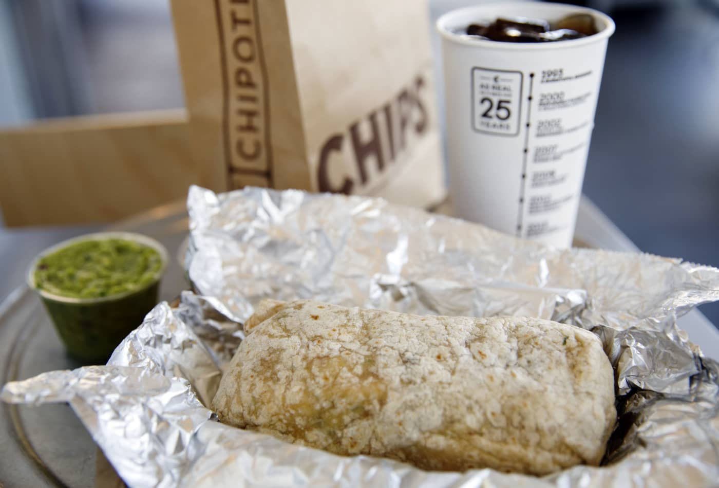 If you invested $1,000 in Chipotle 10 years ago, here's how much money you'd have now