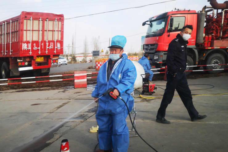RT: China swine fever 190309