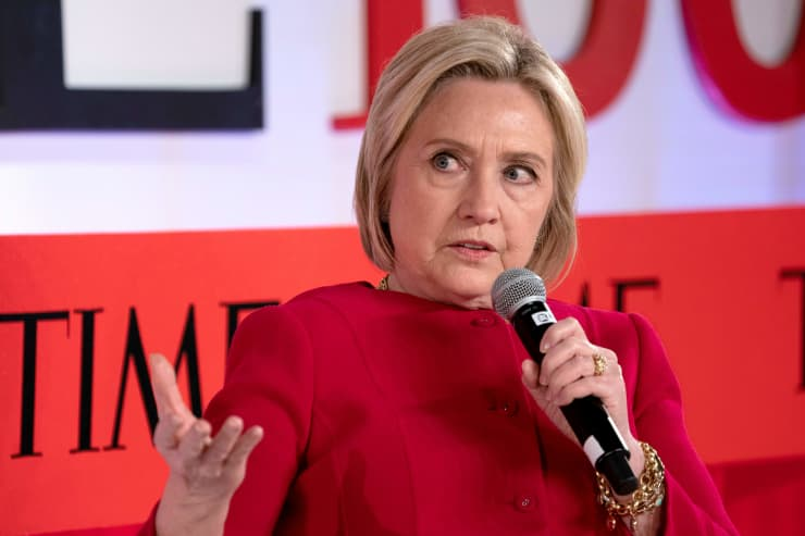 GP: Hillary Clinton TIME