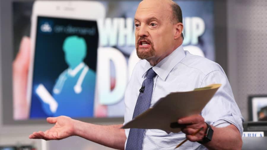 Jim Cramer lists 12 ways for stocks to shake off their September struggles