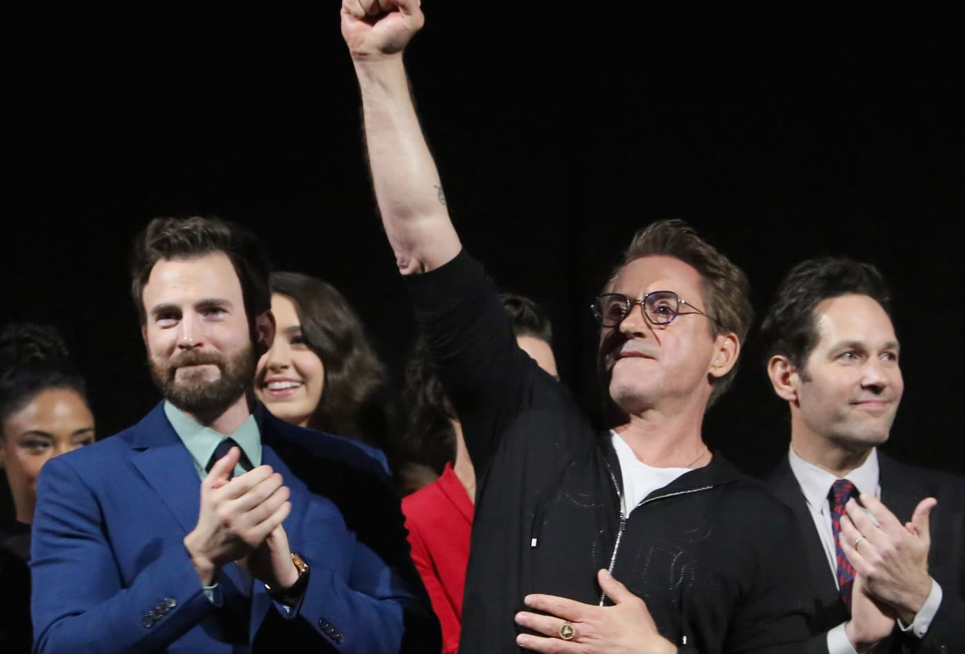 'Avengers: Endgame' is now the highest-grossing film of all time, dethroning 'Avatar'