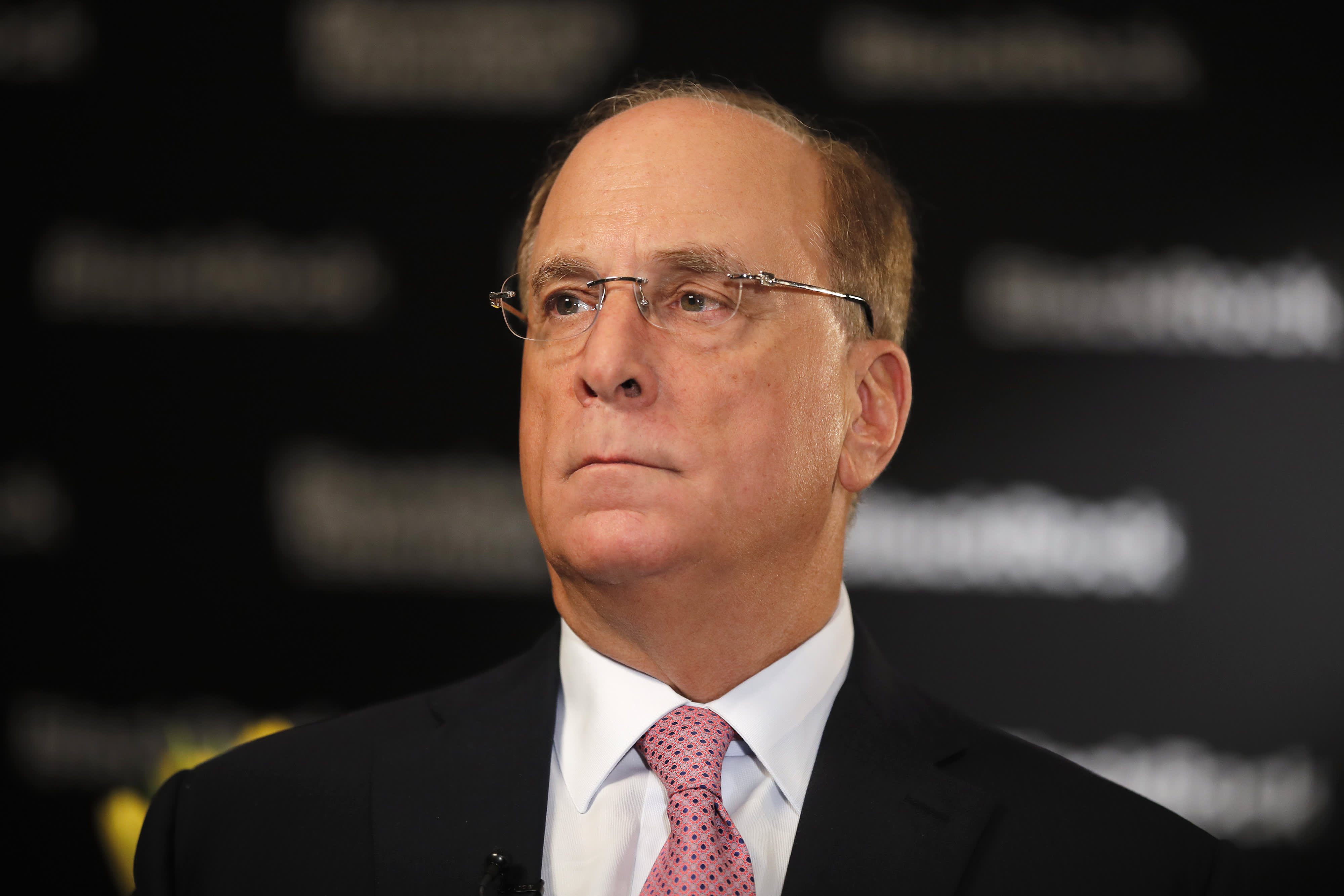 BlackRock CEO says the climate crisis is about to trigger 'a fundamental reshaping of finance'