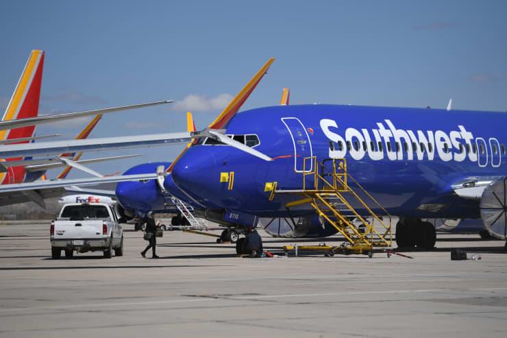 GP: Southwest Boeing 737 Max