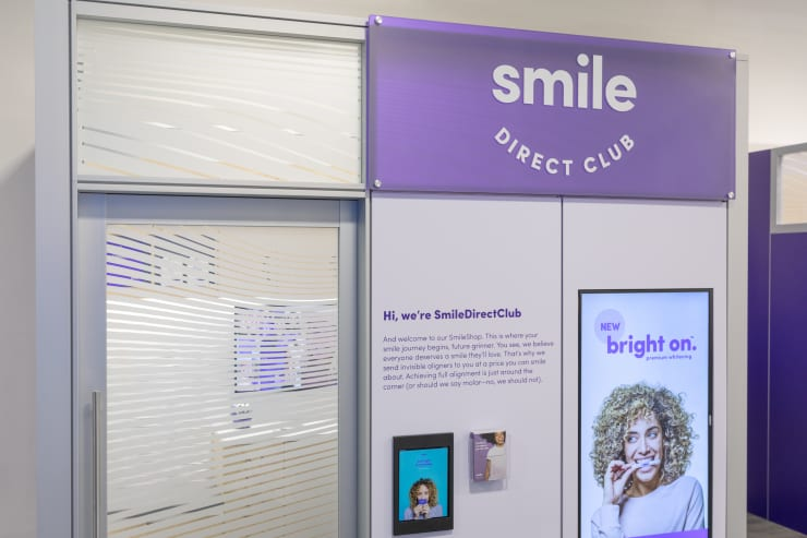 Handout: CVS SmileDirectClub SmileShop