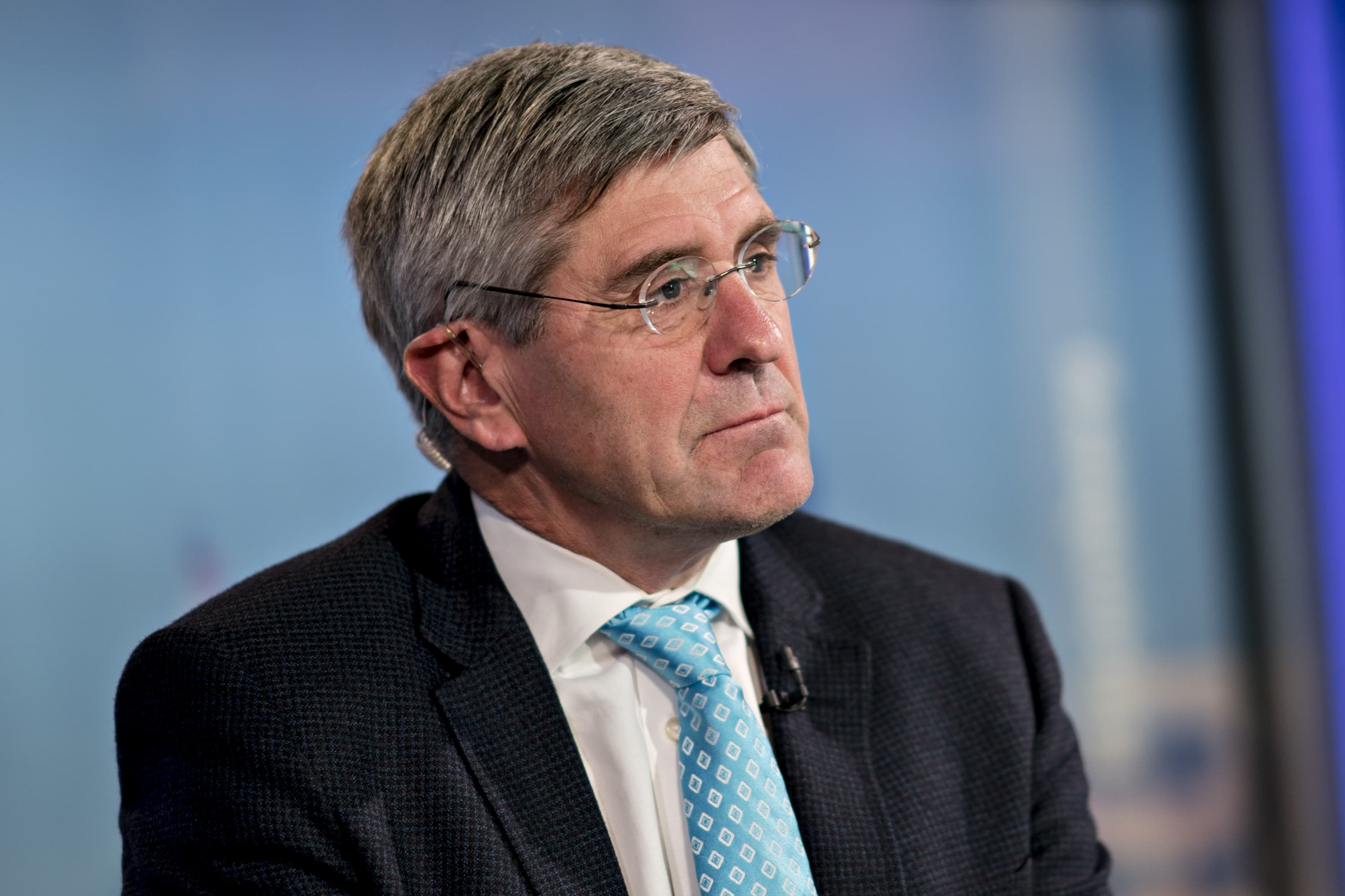 Former Trump campaign advisor Stephen Moore: 'We knew we weren't going to get 5% growth'