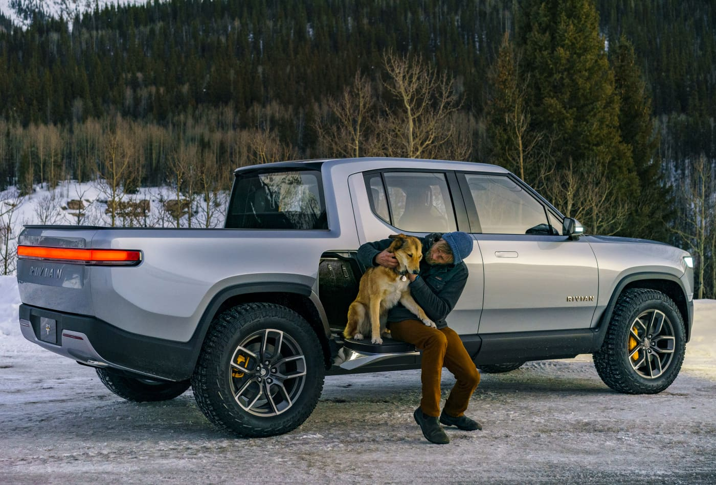 Photos: Rivian's all-electric pickup and SUV coming in 2020