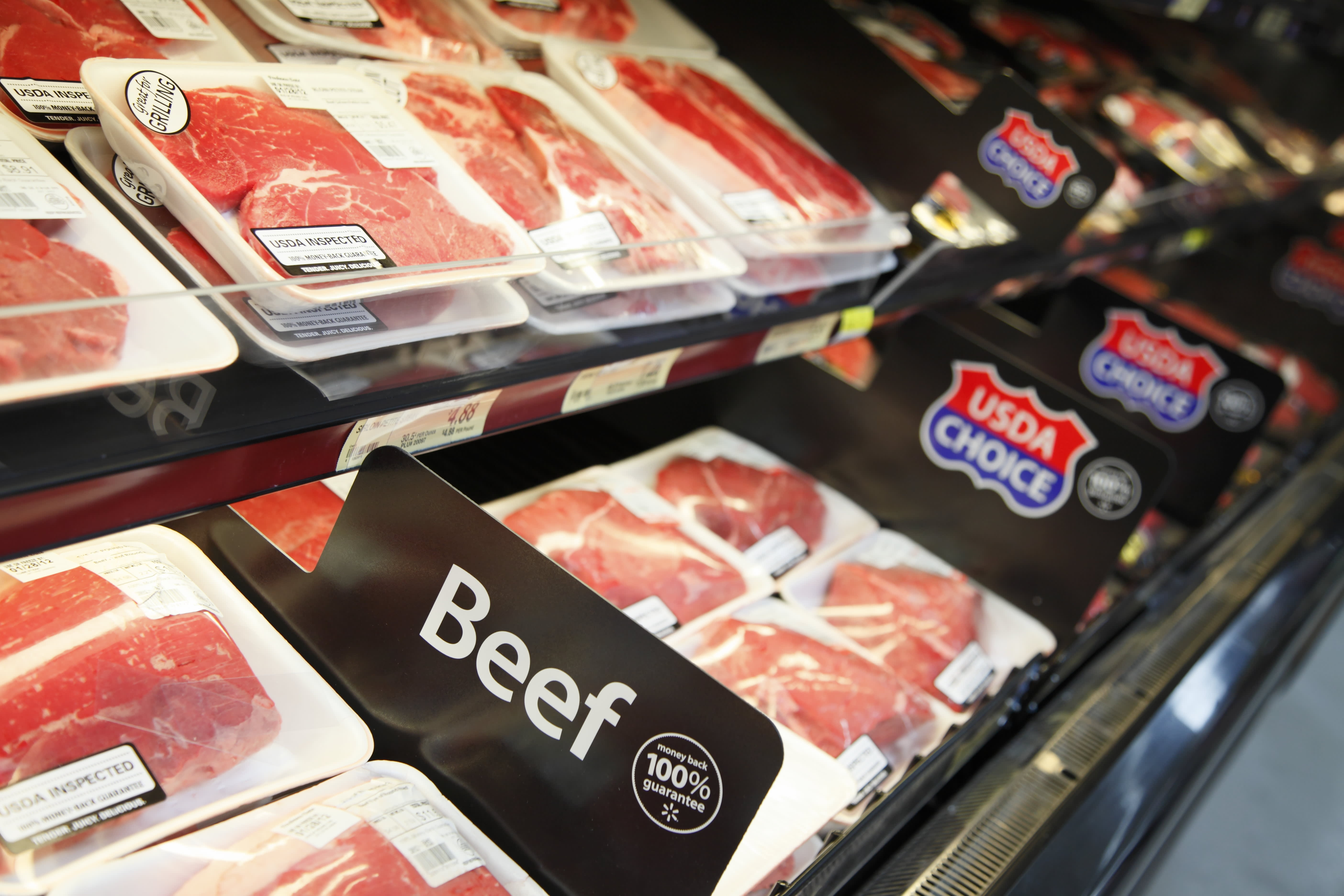 Walmart is getting into the Angus beef business