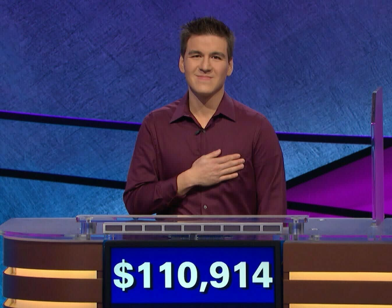 Leaked 'Jeopardy!' footage appears to show reigning champion James Holzhauer's defeat
