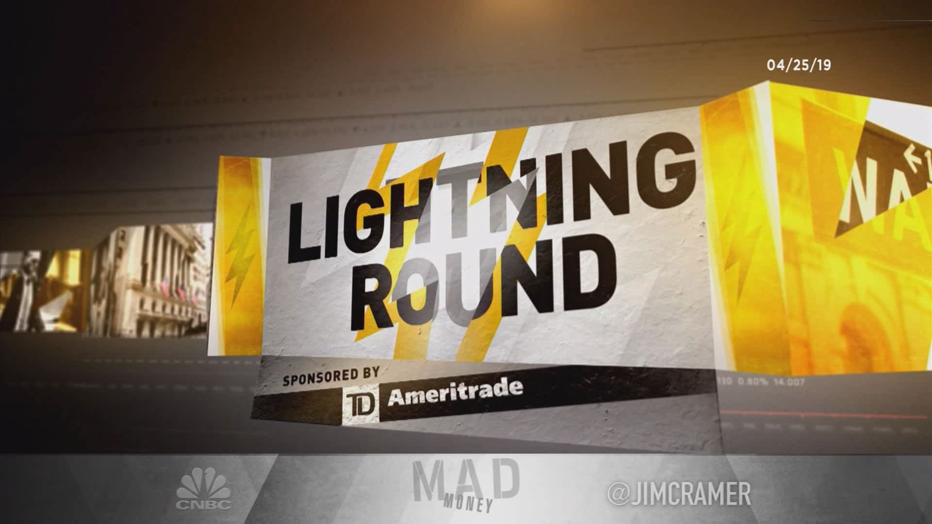 Cramer's lightning round: This stock can benefit from Intel's pullback