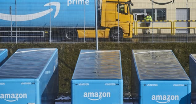 Amazon predicts $4 billion in Covid-related costs next quarter, with unpredictable holiday sales
