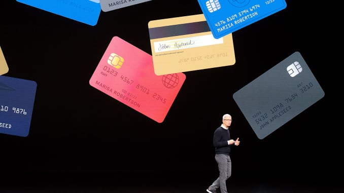 GP: Tim Cook at Apple Card launch 190325