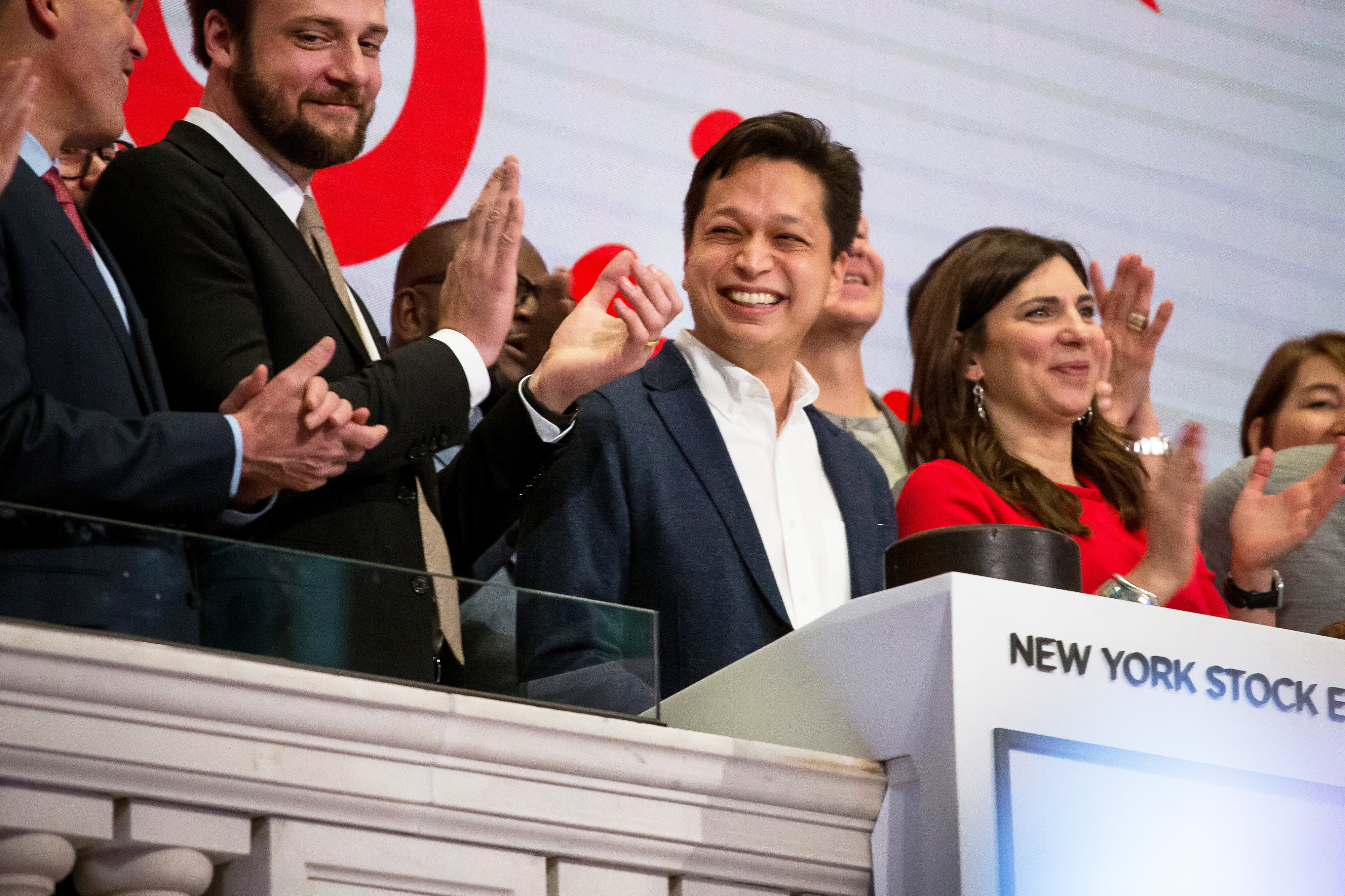 Pinterest shares surge after earnings beat