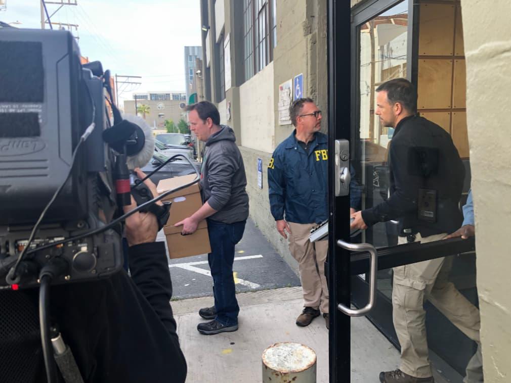 Health tech start-up uBiome suspends clinical operations following FBI raid