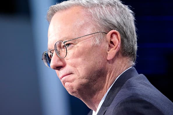Former Google CEO Eric Schmidt Advocated for a Censored Search Engine in China