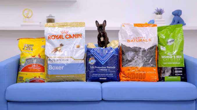 PetSmart's online business, Chewy com, files to go public