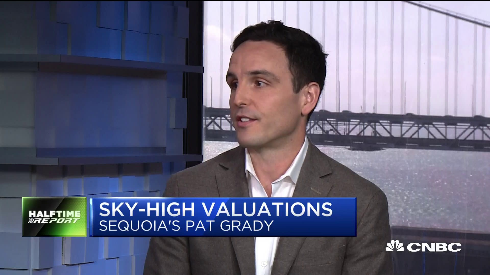 Watch CNBC's full interview with Sequoia Capital's Pat Grady