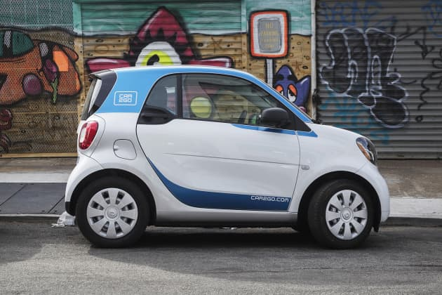 Daimler Will Stop Ing Its Electric Smart Cars In Us Canada After 2019 Model