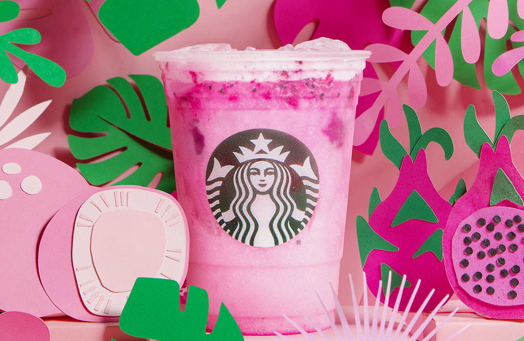 Christmas Starbucks Drinks 2019.Starbucks Rolls Out Its Summer Menu As Cold Drinks Drive
