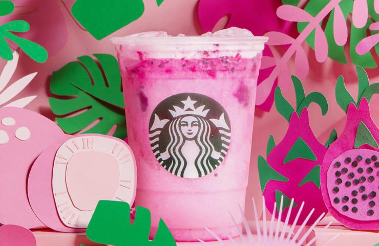 H/O: Starbucks Dragon Drink