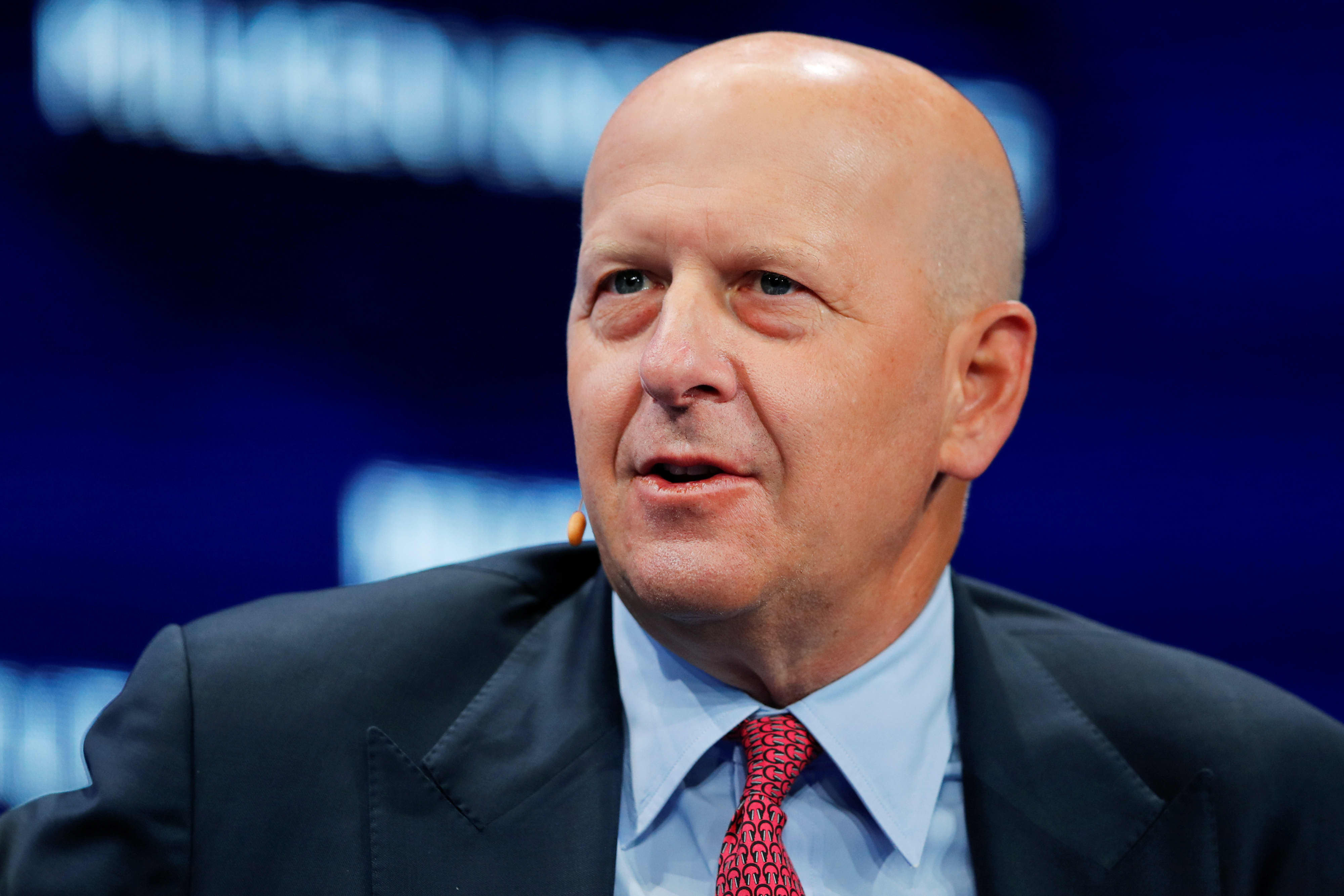 The Apple Card is the start of Goldman's transformation into a consumer powerhouse, CEO says