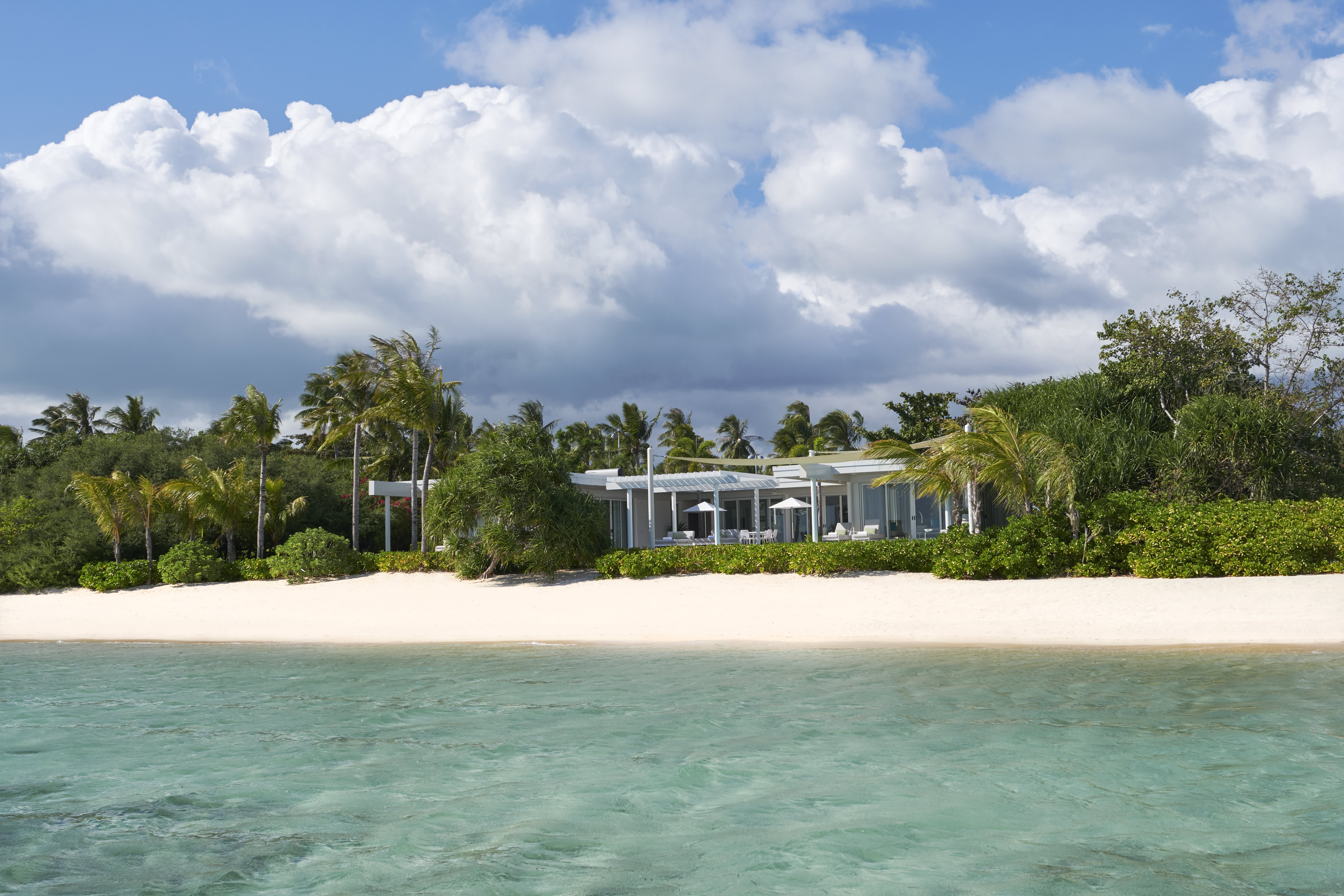 Photos of Banwa Private Island, the most expensive resort in the world