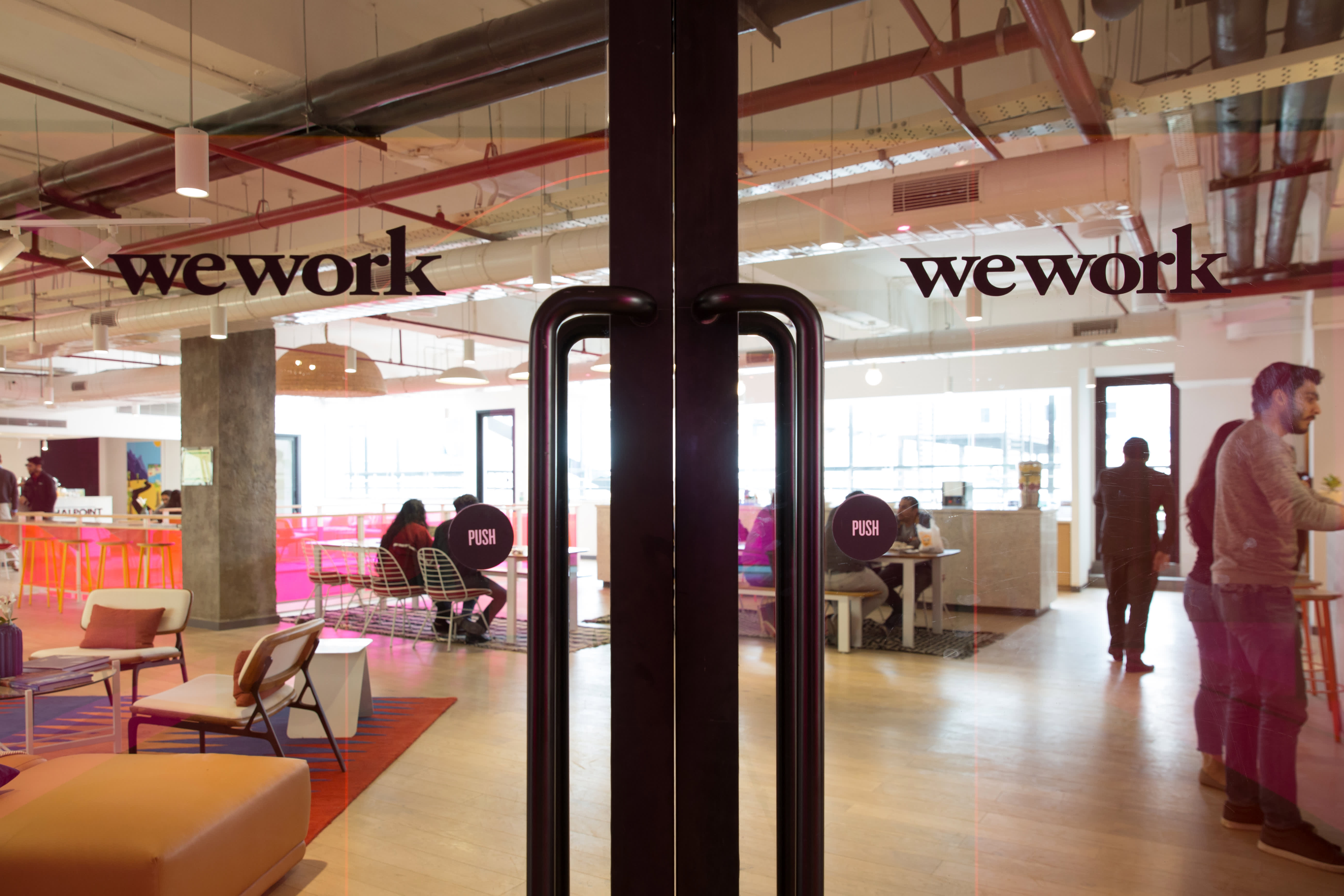 We Company, known as WeWork, files confidentially for IPO