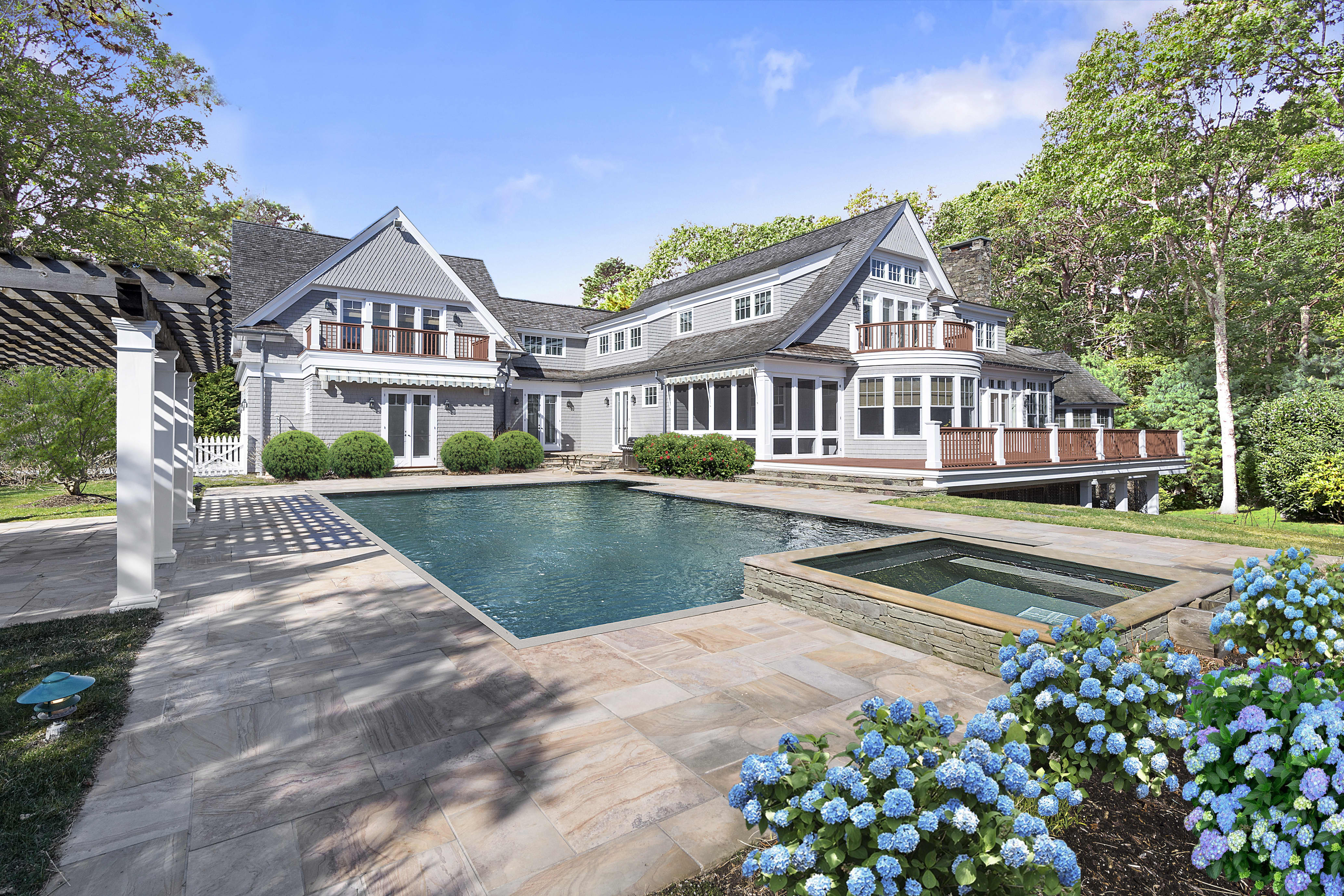 Donald Trump Jr. bought this $4.4 million mansion in the Hamptons — take a look inside