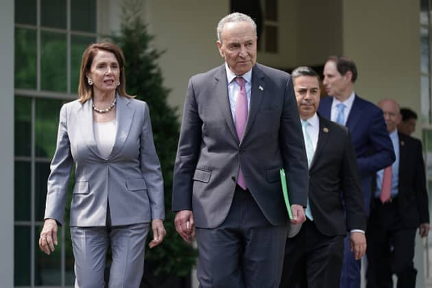 House Lawmakers Agree On Need For >> Schumer Trump Democrats Agreed 2 Trillion Needed For Infrastructure