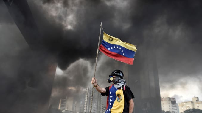 Here's how the US-Venezuela relationship reached a boiling point