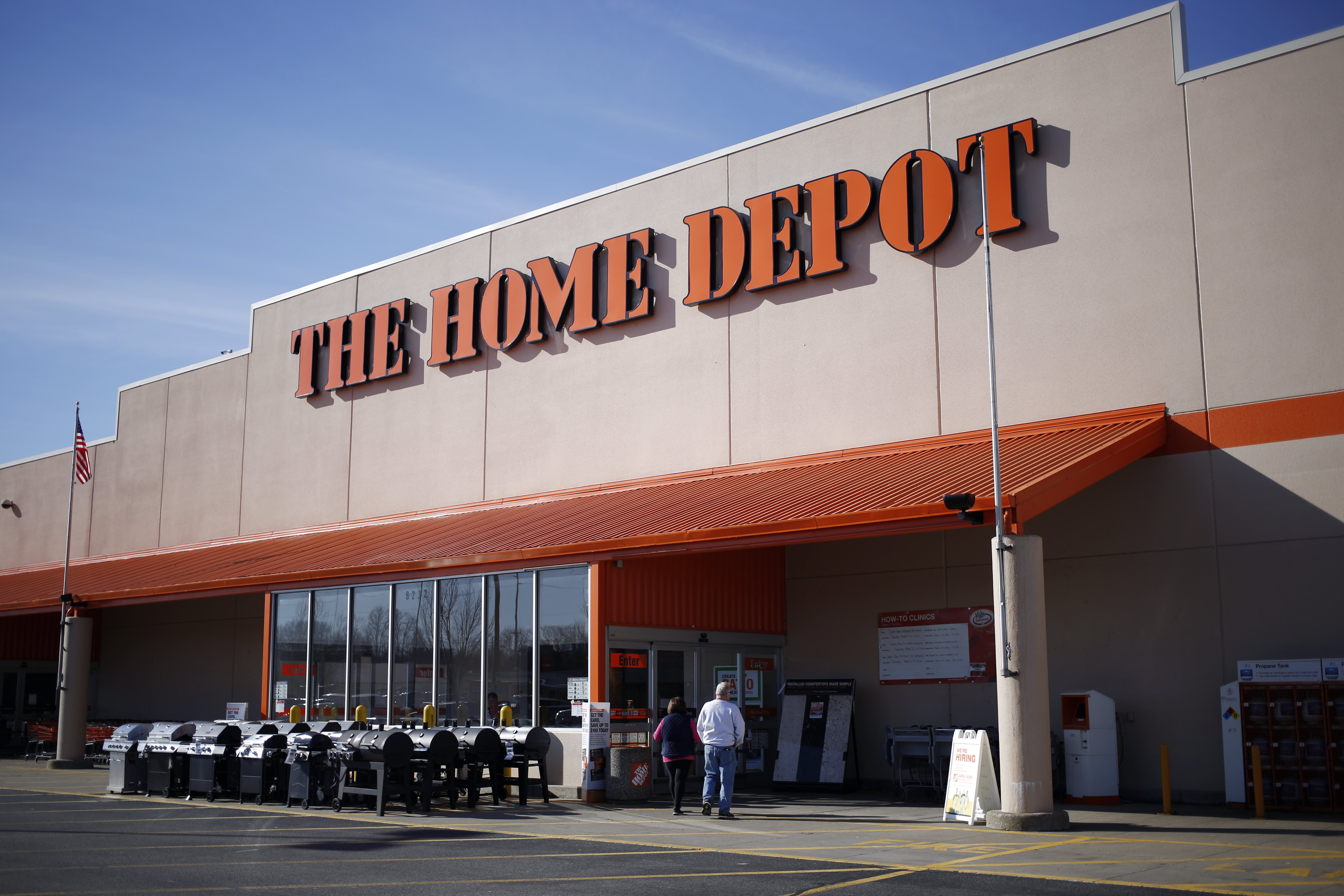 Home Depot Hopes To Cut Costs To Reduce Impact Of Tariffs On Prices