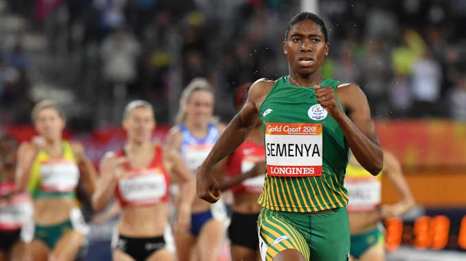 Olympic champion Caster Semenya loses landmark case on