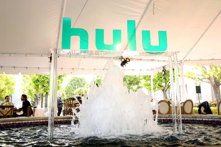 GS: Hulu logo 190407
