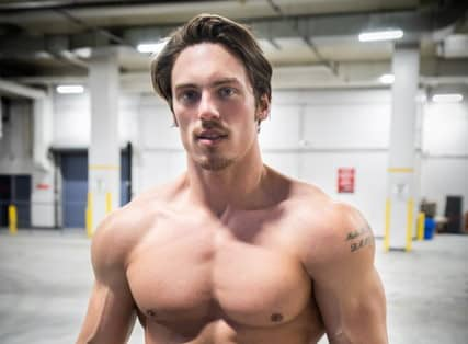 This guy became a millionaire at 24 by taking his shirt off on YouTube