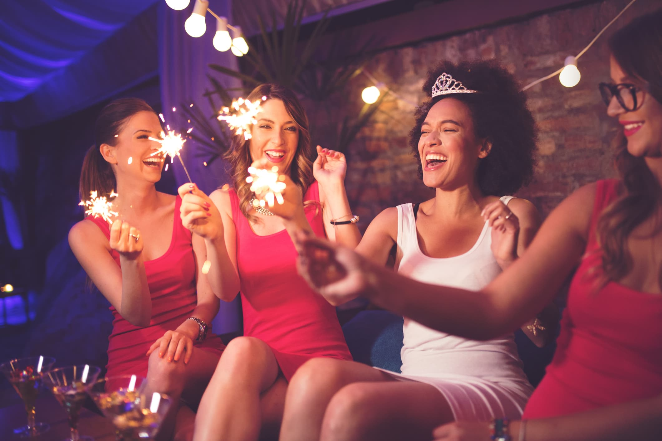 I taught my bridesmaids how to travel hack my bachelorette party using credit cards