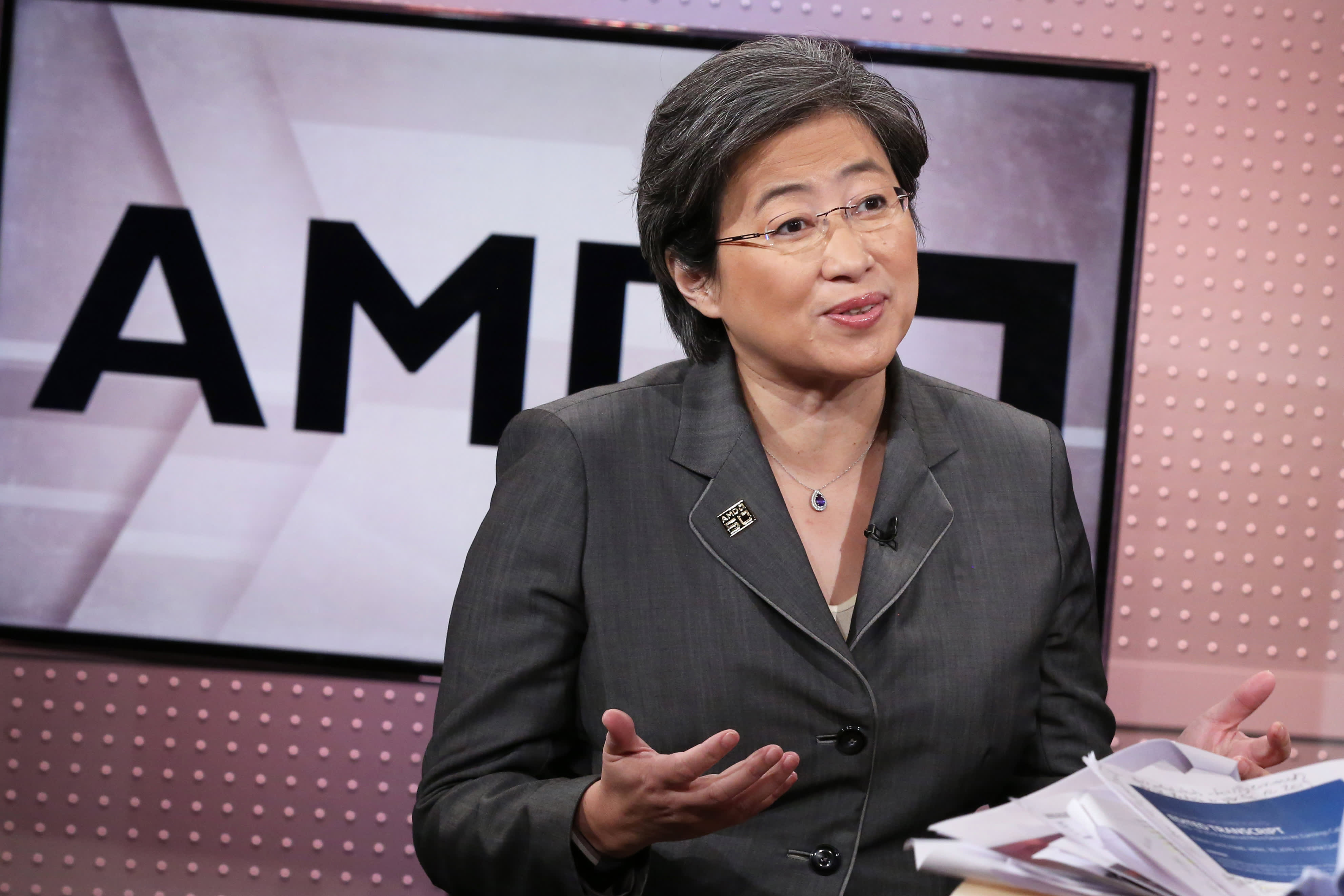 Morgan Stanley upgrades AMD: Being cautious has 'been the