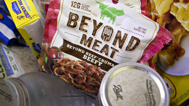 Here are the biggest analyst calls of the day: Beyond Meat, Facebook, Lyft, FedEx & more