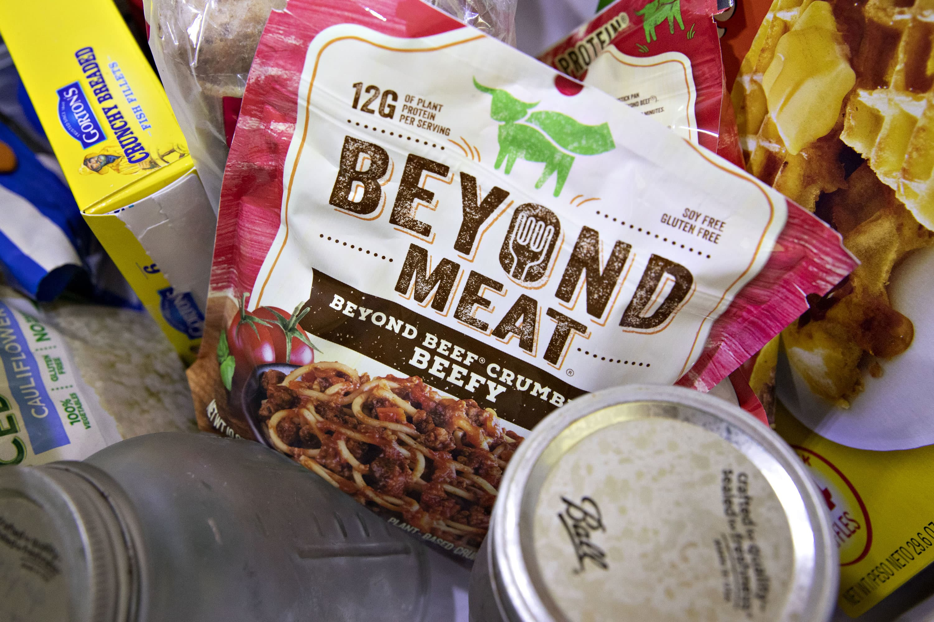 Beyond Meat's stock briefly falls below secondary offering price