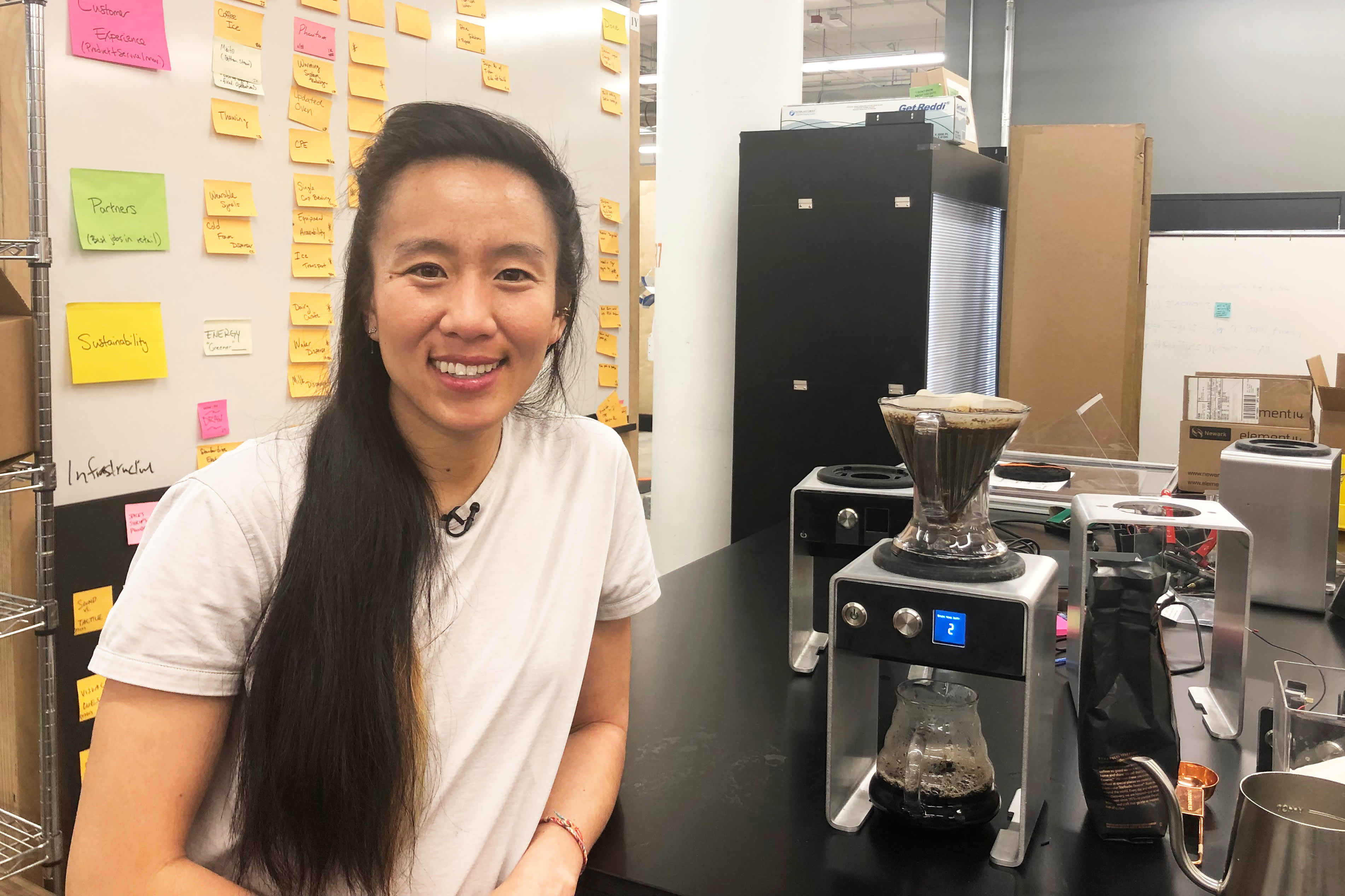 Starbucks is speeding up innovation at its Seattle research hub