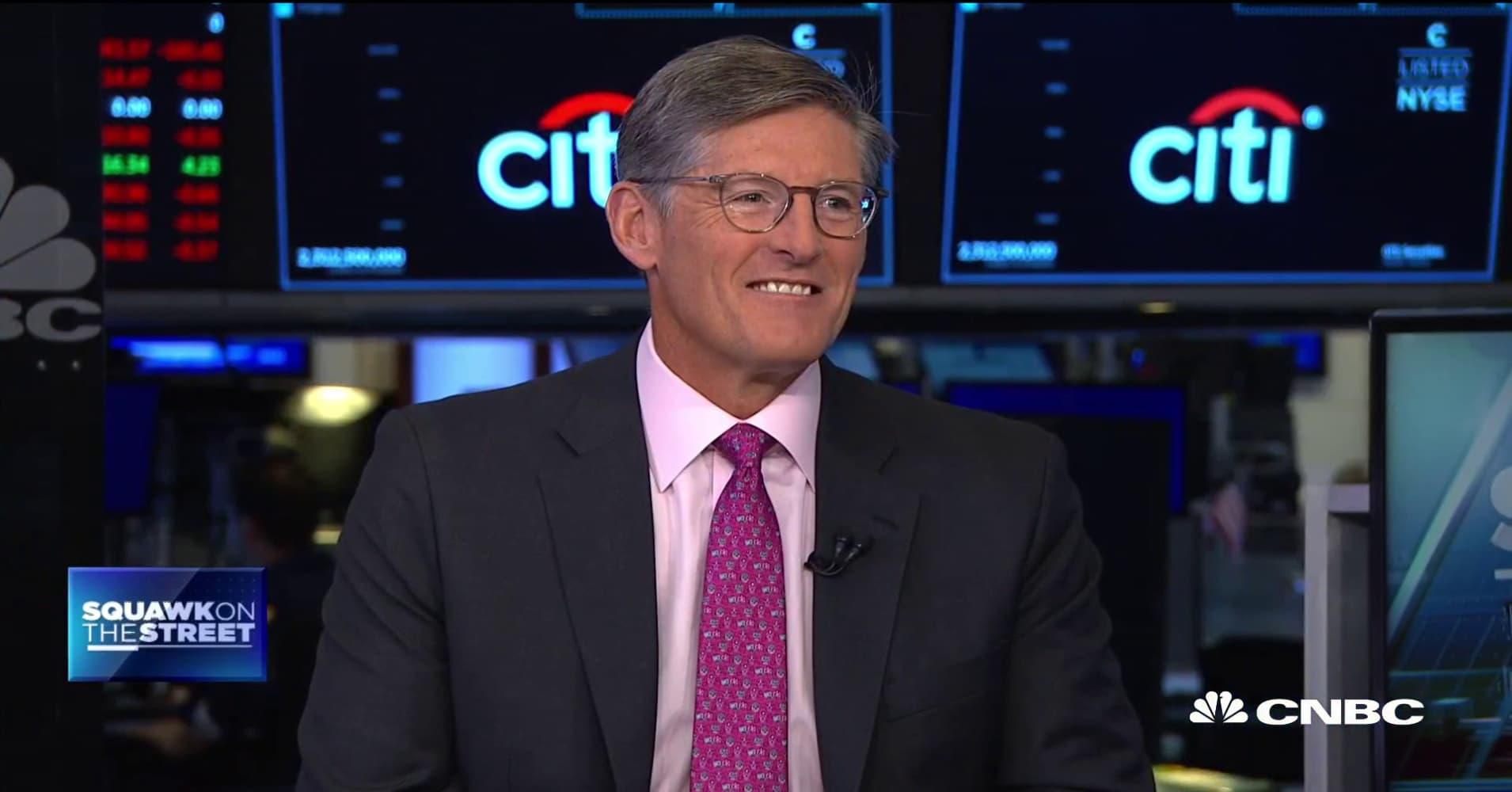 Citigroup CEO defends Brazil event amid anti-LGBT controversy