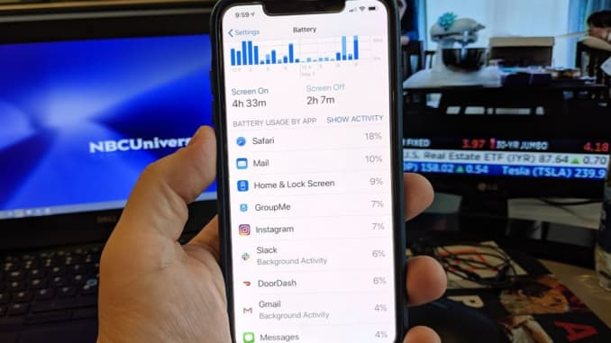 How to see which apps are draining your iPhone battery the