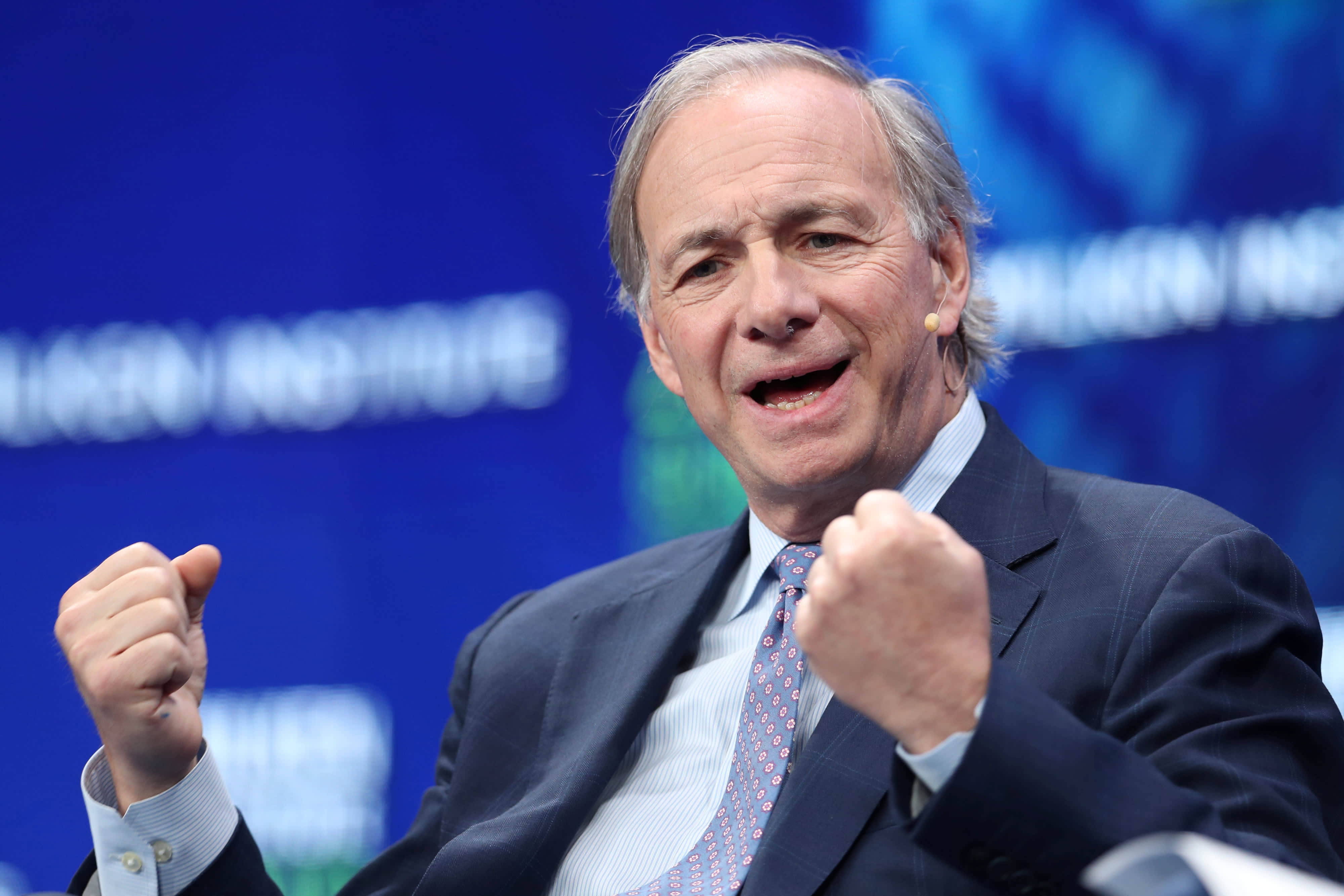 Ray Dalio says this tactic helped him go from 'hardly any money' to successful billionaire