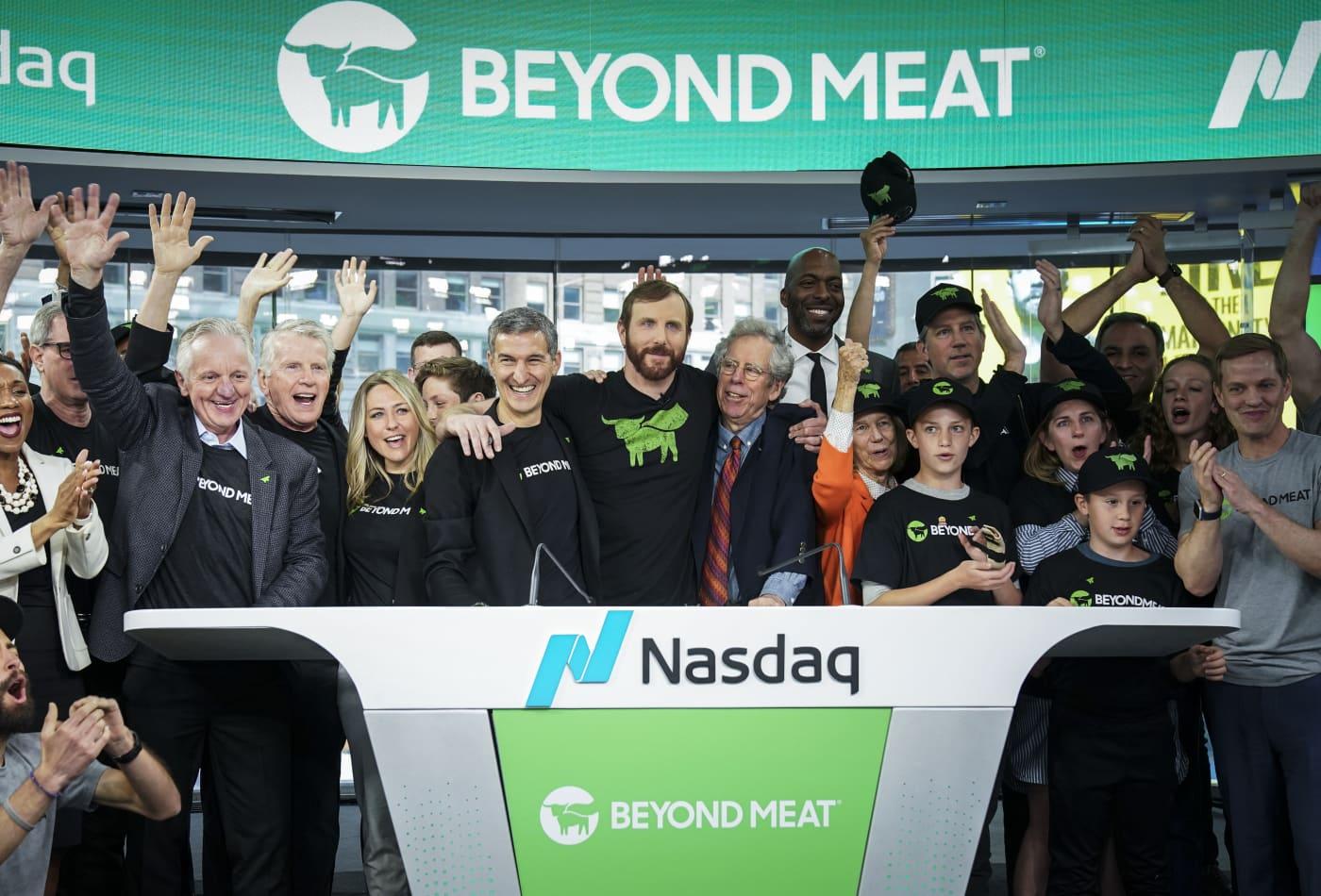 Beyond meat cnn ipo