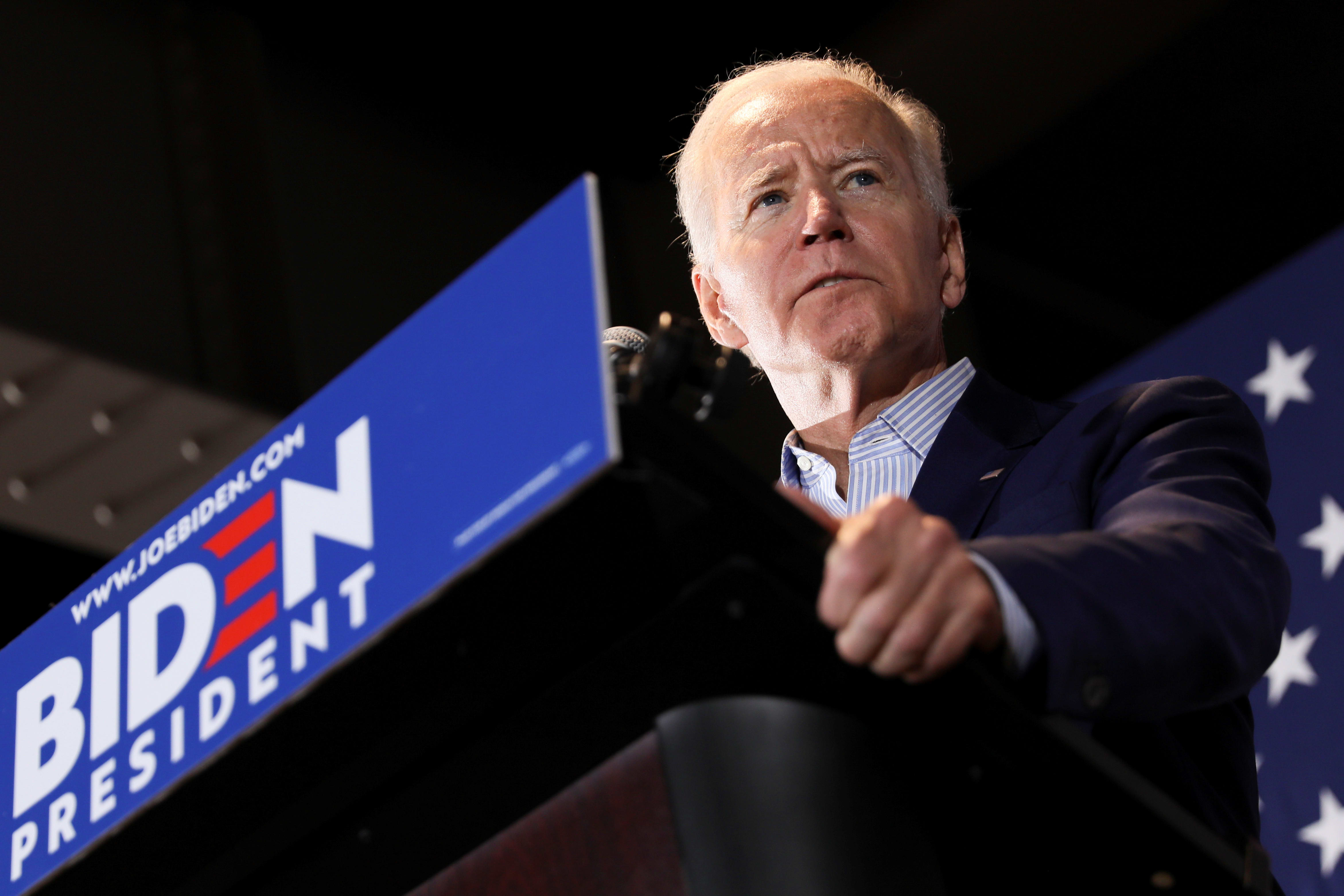 Biden argues 'Medicare for All' supporters want to get rid of Obamacare