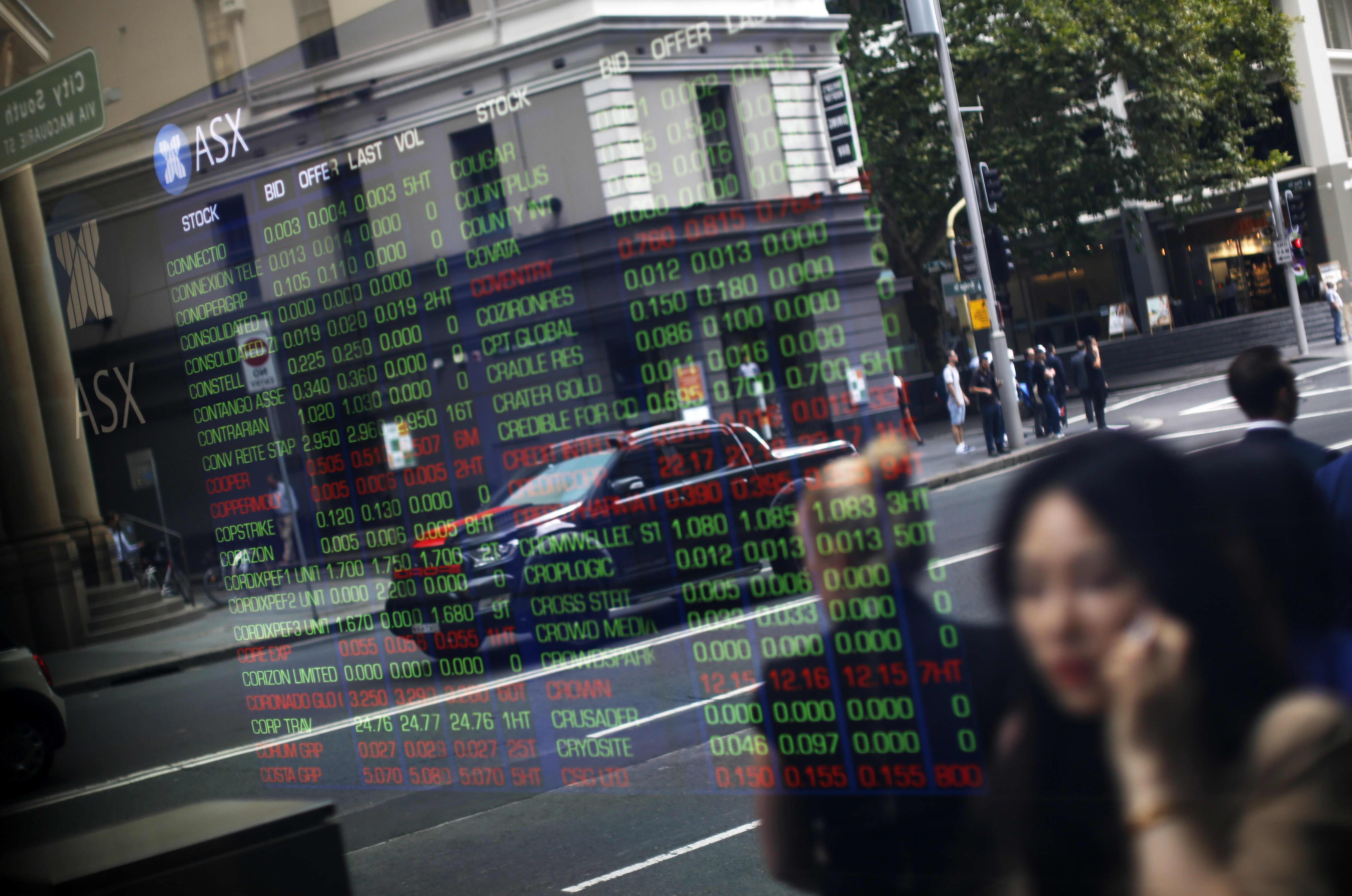 Major Asia Pacific markets higher; trade war concerns dampen investor sentiment