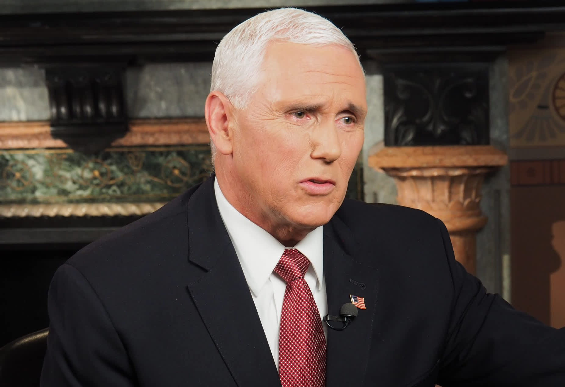 Mike Pence accuses centrist Joe Biden of 'advocating a socialist agenda' like other 2020 Democrats