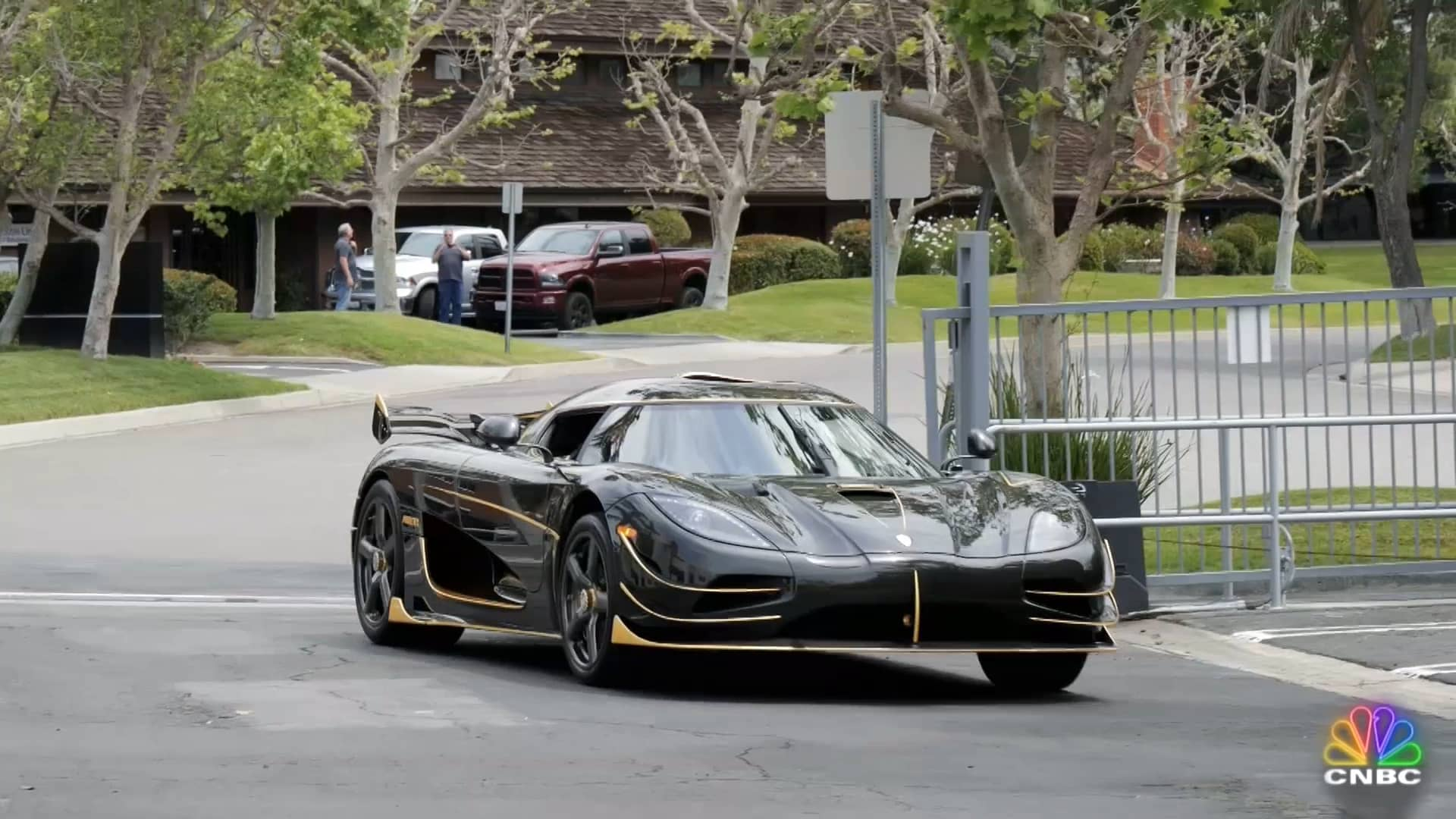 Photos: Fastest production car Koenigsegg Agera RS costs