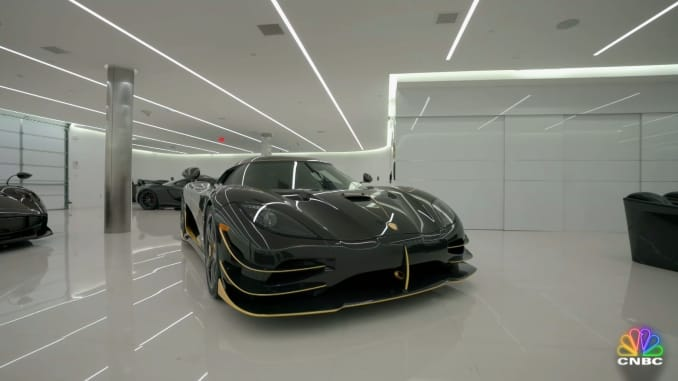 Photos Fastest Production Car Koenigsegg Agera Rs Costs